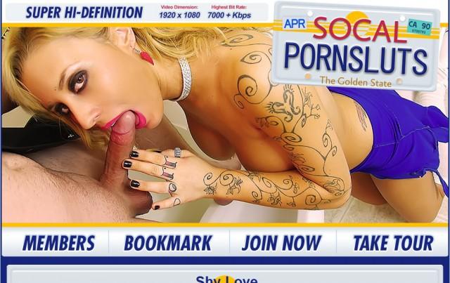 socal porn sluts