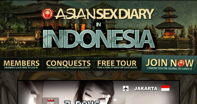 asian sex diary in indonesia