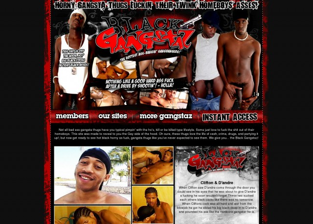 black gangstaz