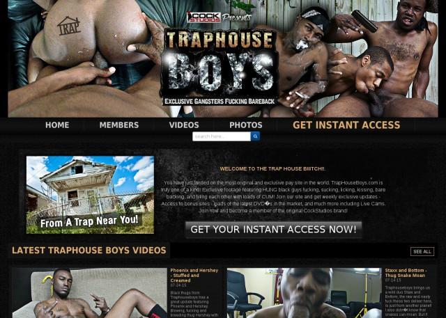 trap house boys