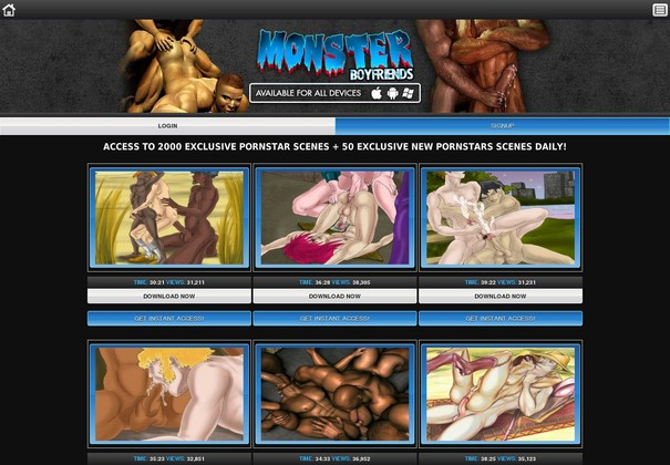 monster boyfriends monsterboyfriends.com
