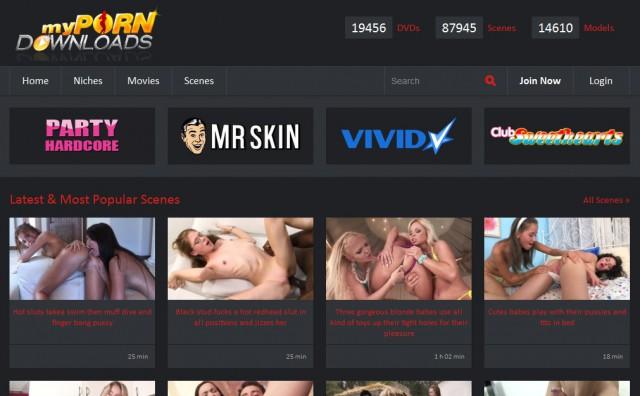 my porn downloads