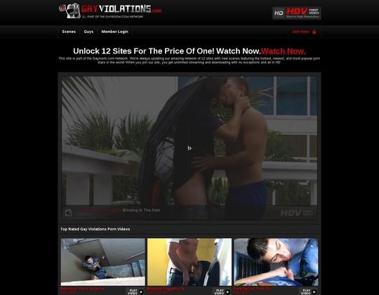 gay violations gayviolations.com