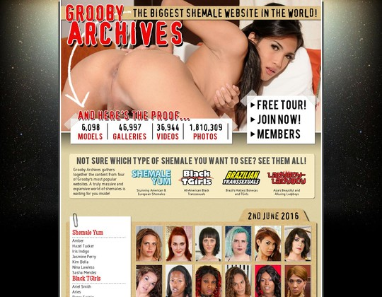 grooby-archives.com