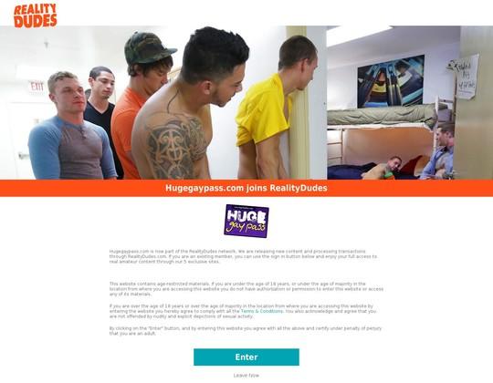 hugegaypass.com