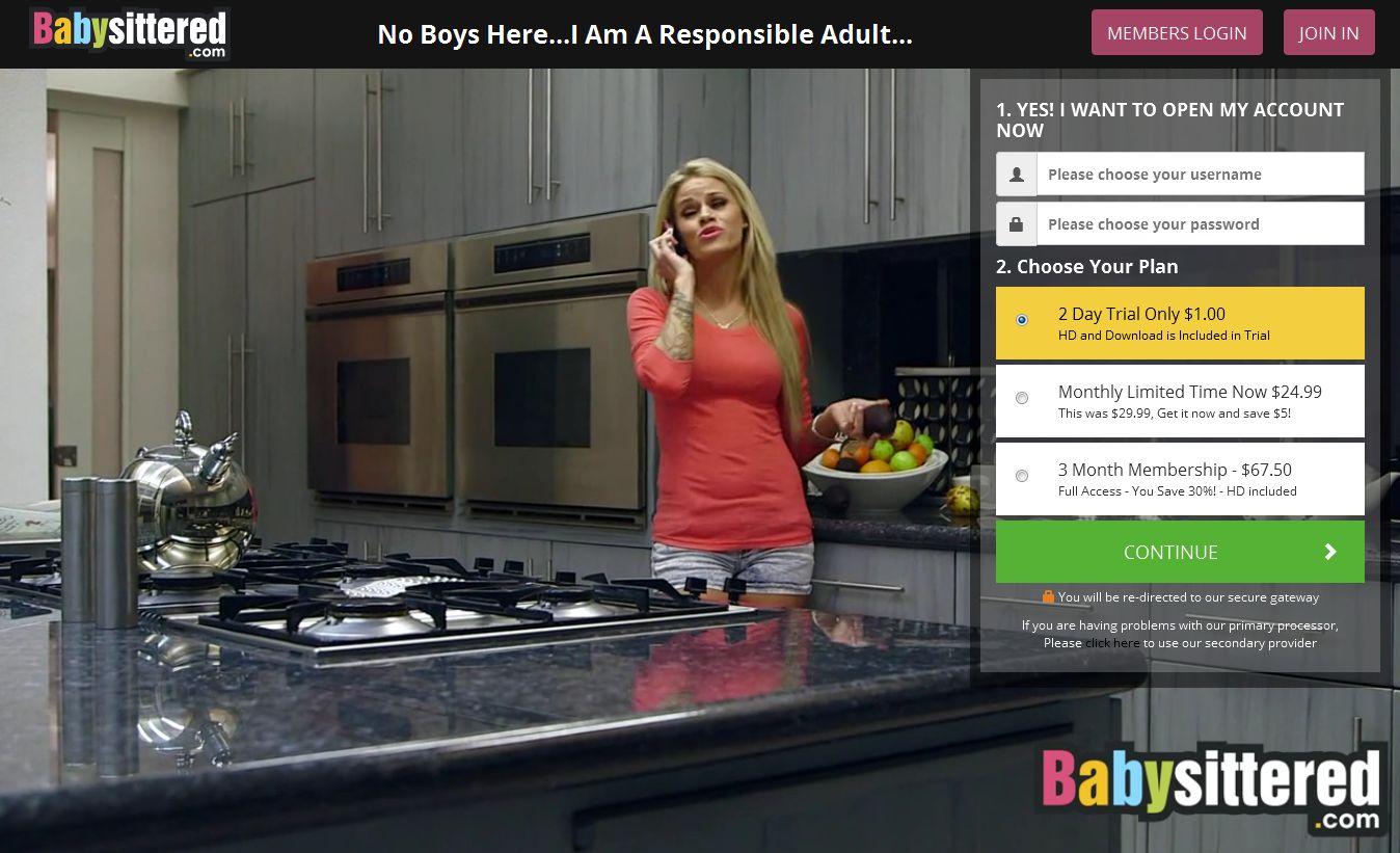 babysittered.com