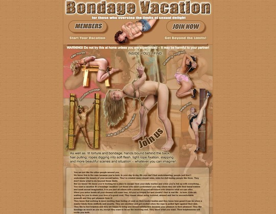 bondagevacation.com