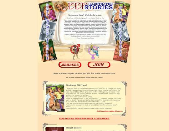 Illustratedxxxstories