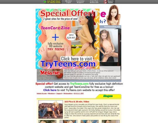 teencorezine.com