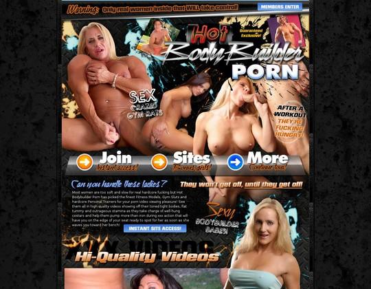 Hot Body Builder Porn
