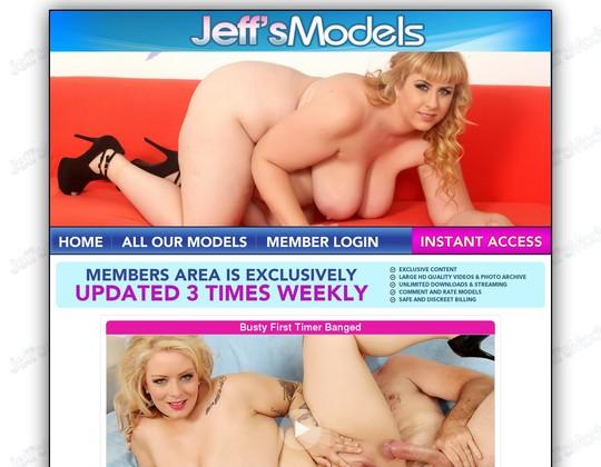Jeff 's Models