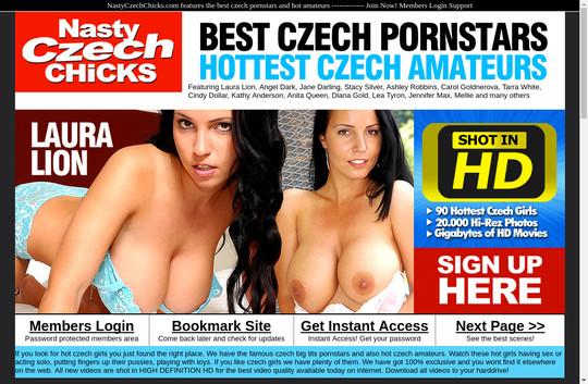 Nasty Czech Chicks