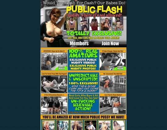 Public Flash Tour