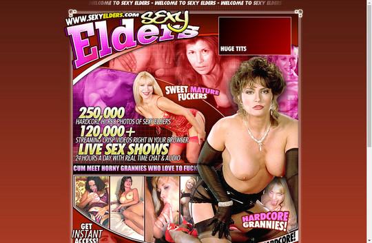 Sexy Elders