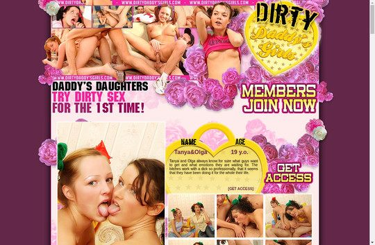 Dirty Daddys Girls