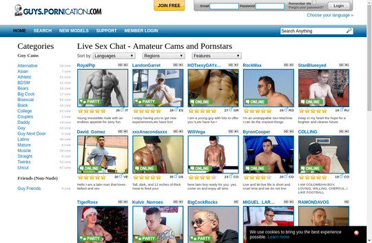 Pornication Guys