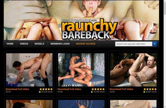 Raunchy Bareback