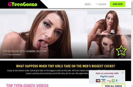 Teen Gonzo