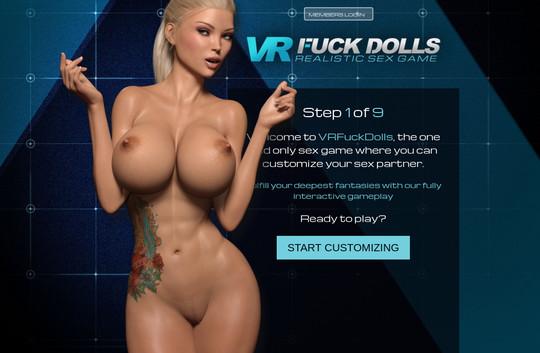 VR Fuck Dolls