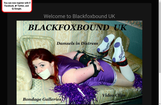 Black Fox Bound UK