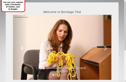 Bondage Tied