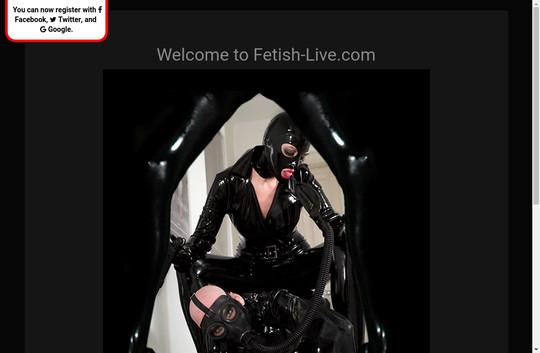 Fetish Live