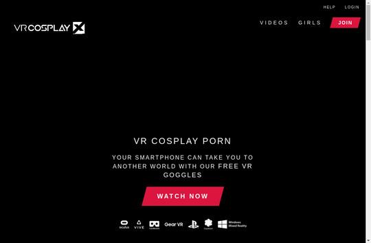 VR Cosplay X