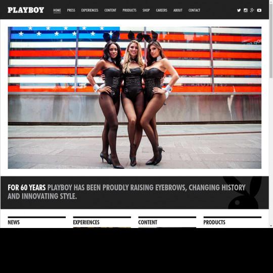 Playboy Enterprises