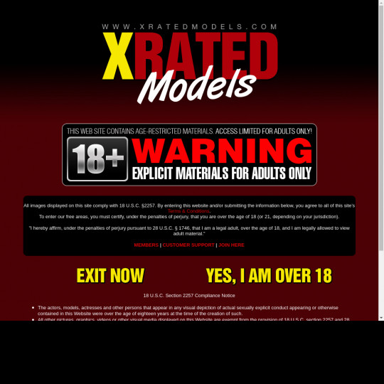 x rated models