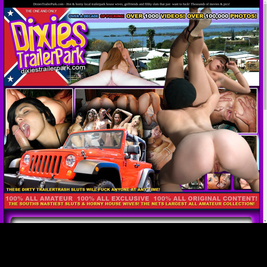 dixies trailer park